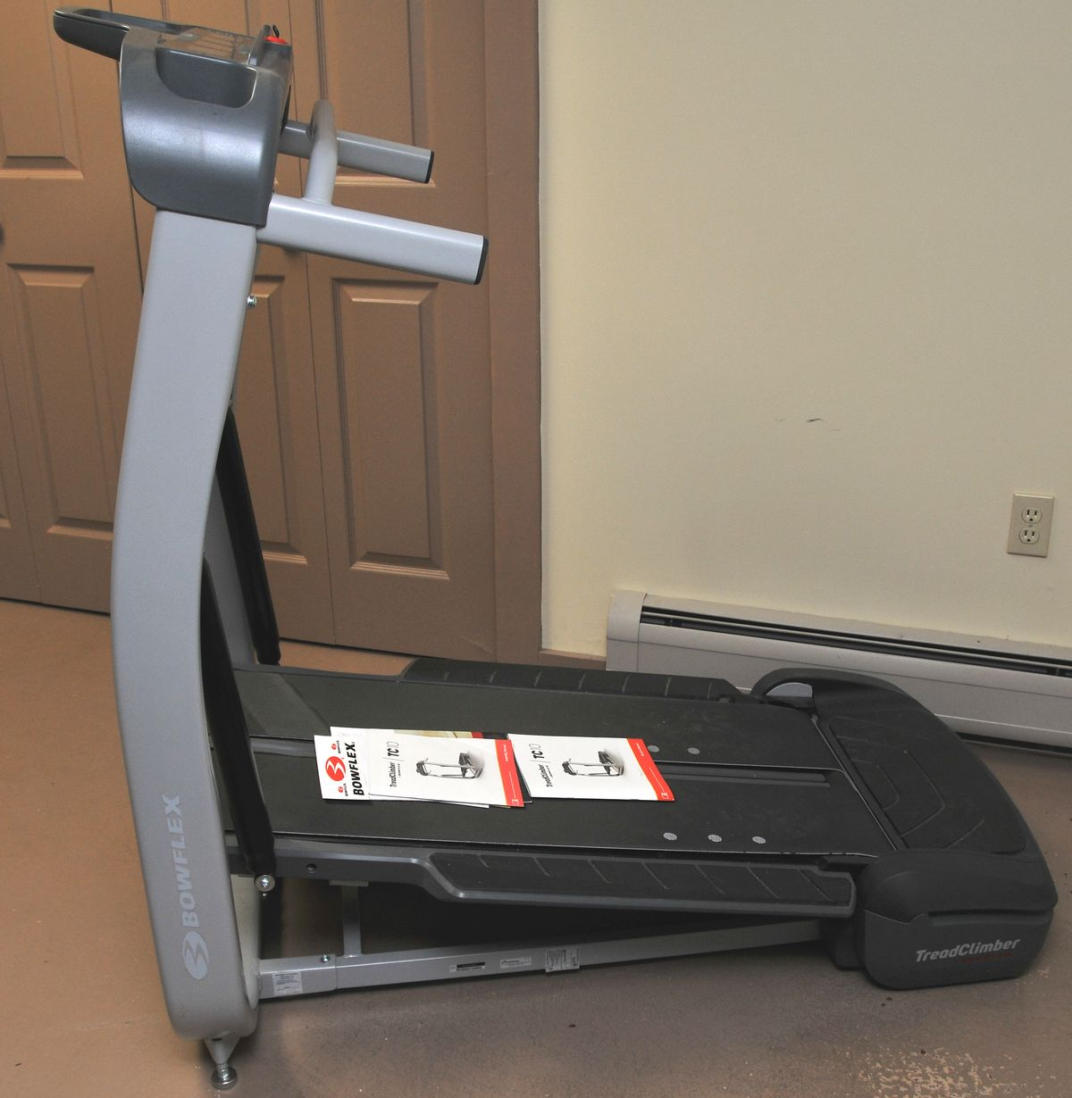 Bowflex Treadclimber On Ebay: Bowflex Treadclimber TC10 Barely Used MUST BE PICKED UP In
