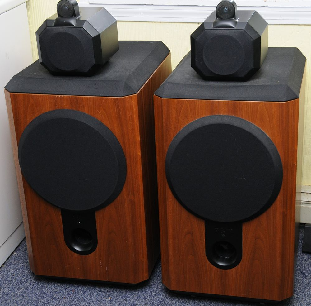 Bowers Wilkins Speakers >> B W Bowers Wilkins 801 Anniversary Limited Edition Pair Sound